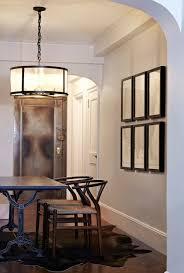 awesome black round chandelier black drum chandelier design ideas