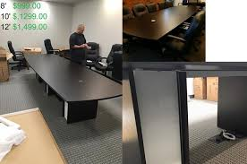 executive office furniture for sale. enlarge picture · $299, executive office furniture cherryman amber desks, conference tables, reception desk 5 colors for sale