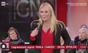 Eleonora Daniele incinta. Lo studio tv reagisce così - Il Tempo