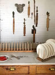 an easy diy plate rack the art of