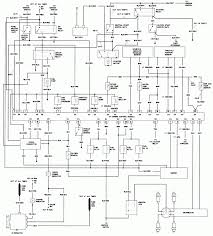 Toyota wiring diagrams diagram landcruiser land cruiser series