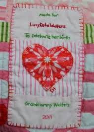 37 best Quilt Labels large images on Pinterest | Quilt labels ... & Image result for Baby Quilt Label Sayings Adamdwight.com