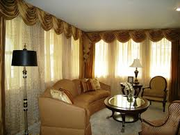 Living Room Curtain Fabric Pinch Pleated Living Room Curtain Behind Green Chic Couch Between