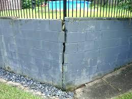 retaining wall repair costs retaining wall repair costs railroad tie