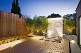 outdoor deck lighting. Awesome Outdoor Deck Lighting #10 Contemporary-deck-lighting-ideas