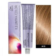 Illumina Hair Color Chart Wella Illumina Permanent Hair Color 8 13 Light Blonde Ash Gold