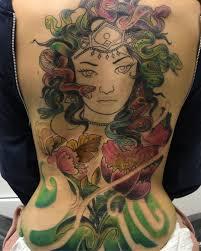 пин от пользователя Best Tattoo Ideas на доске Back Tattoos