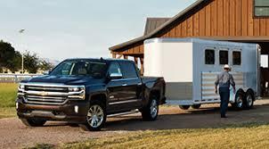 2016 Chevrolet Silverado 1500 Towing Payload