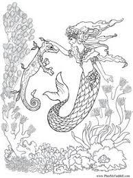 Small Picture Barbie Mermaid Coloring Pages For the top coloring books and