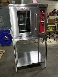blodgett ctb 1 half size electric convection oven single
