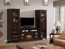 Lowes Living Room Furniture Furniture Tv Stand Fireplace Combo Tv Stand With Electric