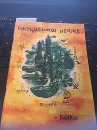 International Recipes By Kold Kist 1961 40 Page Cookbooklet Etsy