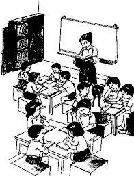 Image result for murid sedang belajar