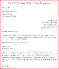 Notice To Vacate Apartment From Landlord Andeshouse Co