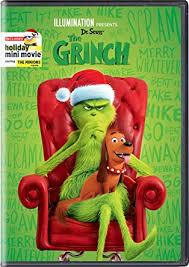 Illumination Presents: Dr. Seuss' The Grinch: Benedict ... - Amazon.com