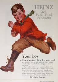 Good Housekeeping Advertising Vintage Ad Advertising Ketchup Ad Heinz Boy 1920s Good