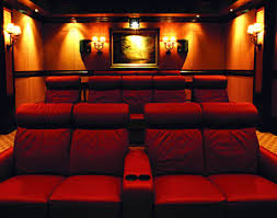 Media Rooms Seating Home Design