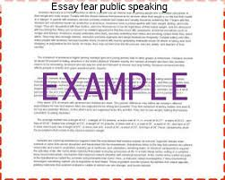 essay fear public speaking research paper academic writing service essay fear public speaking