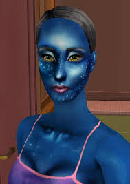 i have made vacuummelon s avatar inspired skintones and eyes into alien defaults
