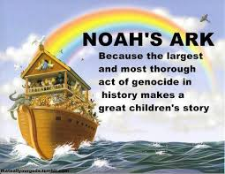 Image result for comical images of the noahs ark