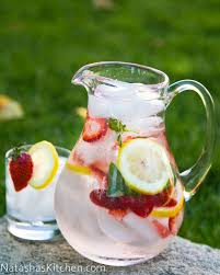 drinking naturally flavored detox water is the healthy way to get you drinking more water