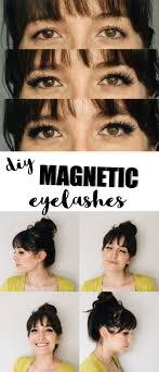 diy magnetic eyelashes