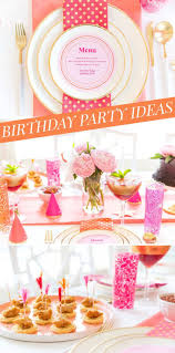 Fun Birthday Party Ideas for Adults!