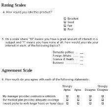 Customer Satisfaction Survey Template Onnaire Primary Depict