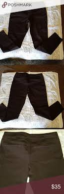 Maurices Xl R Jegging Like New Maurices Size Xl R Brown
