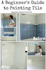 tutorial on refinishing a shower or bathtub can i paint my kit bunnings how to refinish
