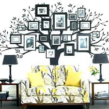 photo frame ideas for walls ly tree photo frame ideas wall decal decals for stunning picture photo frame ideas for walls