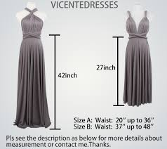 Infinity Dress Pattern Simple Lilac Bridesmaid Dress Infinity Dress Lilac Floor Length Wrap