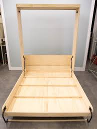 Hideaway Beds For Sale How To Build A Murphy Bed How Tos Diy