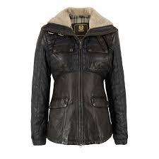 belstaff foxhall leather black women jacket jlgpac belstaff er