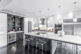 Grey And White Kitchen Ideas Design
