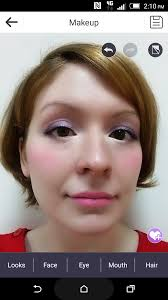 to try on your own virtual makeup looks get youcam makeup for free on your ios and android devices