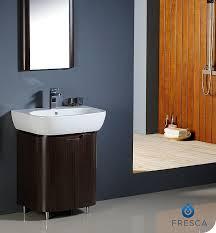 Modern Bathroom Vanities Cheap Beauteous Andria Wenge Brown Vanity FVN48WG By Fresca Single Modern