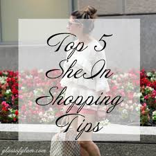 Top 5 Tips For Shopping At Shein Fashion Glass Of Glam