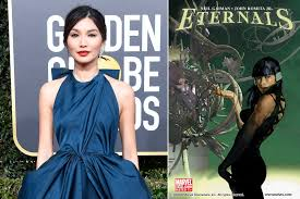 I actually just recently saw her in fresh meat, which was a pleasant surprise after i watched the series on a recommendation for older shows i should see on netflix. Gemma Chan Ew Com