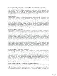 Sample Network Engineer Resume Network Administrator Resume Sample ...