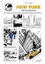 Amazon Fr New York 100 Coloriages Pascal Garnier Livres