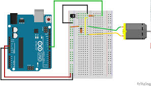 button wiht dc motor wiring diagram sik experiment guide for arduino v3 2 learn sparkfun com having a hard time seeing the