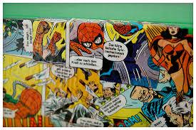 Comic frauenhelden