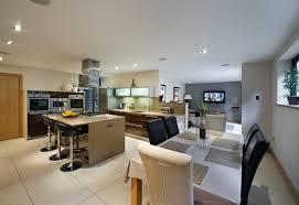 Open Plan Kitchen Living Room Open Plan Kitchen Dining Room Ideas Farrow And Ball Room Ideas