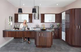 White Gloss Kitchen Worktop Contemporary Kitchens Lowest Prices In Dublin And Ireland