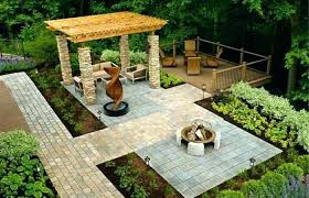 landscaping ideas for square backyard square backyard landscape design large size of patio outdoor small landscaping
