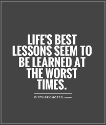 No regrets in life. Just lessons learned quote | Picture Quotes ...