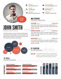 ... Visual Resume Templates 13 Top 5 Infographic Template To Make  Outstanding CV.