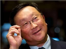 John Chen CEO baru BlackBerry
