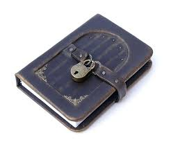 leather bound journal with lock lockable leather bound journal with lock diary keys
